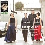 Beethoven: The Complete String Quartets, Vol.3