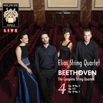 Beethoven: The Complete String Quartets, Vol.4