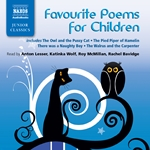 Favorite Poems for Children (Unabridged)
