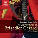 The Adventures of Brigadier Gerard (Unabridged)