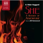 She - A History of Adventure (Abridged)