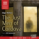 The Just Men of Cordova (Unabridged)