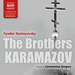 The Brothers Karamazov (Unabridged)
