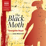 The Black Moth (Unabridged)