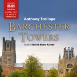 Barchester Towers (Unabridged)