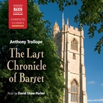 The Last Chronicle of Barset (Unabridged)