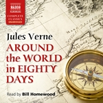 Around the World in Eighty Days (Unabridged)