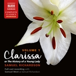 Clarissa - The History of a Young Lady, Vol. 1 (Unabridged)