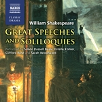 Shakespeare: Great Speeches and Soliloquies