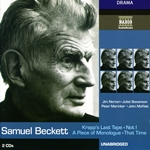 Beckett, S.: Krapp's Last Tape / That Time / Not I / A Piece of Monologue (Unabridged)