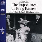 Wilde, O.: Importance of Being Earnest (The) (1952) / Gielgud, John: Selected Poetry Readings (Unabridged)