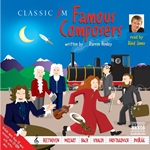 Henley, D.: Famous Composers (Jones, Uk) (Unabridged)