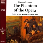 Leroux, G.: Phantom of the Opera (The) (Abridged)