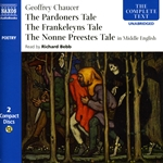 Chaucer, G.: Pardoner's Tale (The) / The Nun's Priest Tale / Franklin's Tale (Middle English) (Unabridged)