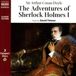 Doyle, A.C.: Adventures of Sherlock Holmes (The), I (Unabridged)