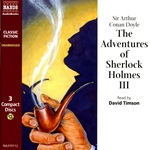 Doyle, A.C.: Adventures of Sherlock Holmes (The), Vol. 3 (Unabridged)