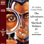 Doyle, A.C.: Adventures of Sherlock Holmes (The), Vol. 4 (Unabridged)