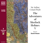 Doyle, A.C.: Adventures of Sherlock Holmes (The), Vol. 5 (Unabridged)