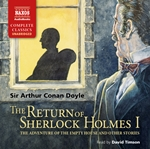 Doyle, A.C.: Return of Sherlock Holmes (The), Vol. 1 (Unabridged)