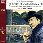 Doyle, A.C.: Return of Sherlock Holmes (The), Vol. 2 (Unabridged)