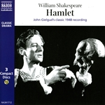 Shakespeare, W.: Hamlet (Gielgud) (Bbc Third Programme Live Broadcast, 1948) (Abridged)
