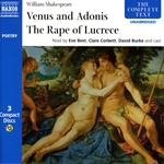 Shakespeare, W.: Venus and Adonis / The Rape of Lucrece (Unabridged)