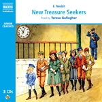 Nesbit, E.: New Treasure Seekers (Abridged)