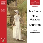 Austen, J.: The Watsons / Sanditon (Unabridged)
