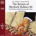Doyle, A.C.: Return of Sherlock Holmes (The), Vol. 3 (Unabridged)