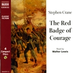 Crane, S.: Red Badge of Courage (The) (Abridged)