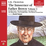 Chesterton, G.K.: Innocence of Father Brown (The), Vol. 1 (Unabriged)