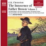 Chesterton: The Innocence of Father Brown, Vol. 2 (Unabridged)