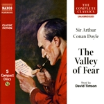 Doyle, A.C.: Valley of Fear (The) (Unabridged)