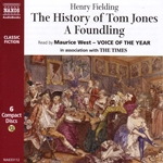 Fielding, H.: History of Tom Jones - A Foundling (The) (Abridged)