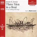 Jerome, J.: Three Men in A Boat (Unabridged)