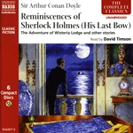 Doyle, A.C.: Reminiscences of Sherlock Holmes (His Last Bow) (Unabridged)