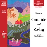 Voltaire: Candide and Zadig (Unabridged)