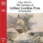 Poe, E.A.: Narrative of Arthur Gordon Pym (The) (Unabridged)