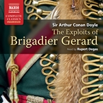 Doyle: The Exploits of Brigadier Gerard (Unabridged)