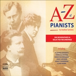 A To Z Of Pianists