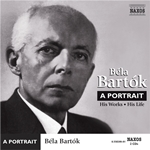 Bartok: Bela Bartok - A Portrait (Johnson)