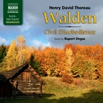 Thoreau: Walden / Civil Disobedience (Unabridged)
