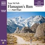 McNab, T.: Flanagan's Run (Unabridged)