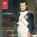 Tolstoy, L.: War and Peace, Vol. 2 (Unabridged)