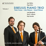 Sibelius Piano Trio, Vol. 1