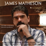 James Matheson: String Quartet, Violin Concerto & Times Alone
