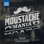 MOUSTACHE MANIA: Your Favorite Mustached Classical Composers