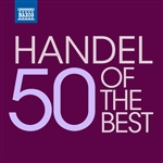 Handel, G.F. - 50 of the Best