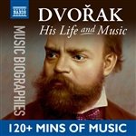 DVORAK, A.: His Life In Music (audio e-book)