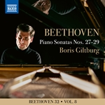 Beethoven 32, Vol. 8: Piano Sonatas Nos. 27-29